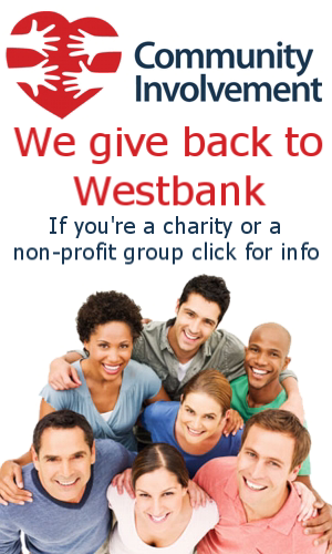 We support local charities and non-profit groups